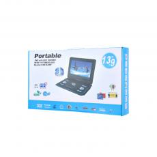 DVD with colored box remote controller 1108(13.9
