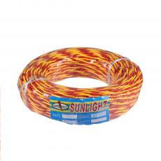 Copper-clad aluminum Wire outside diameter:2.6MM inside diameter:2*32*0.12MM 450/750V