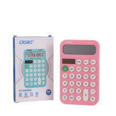 CT-6000ii New Arrival 12 Large Display Electronic Calculator with 1 Pc AG10 Electronics Unit Size 14*8.8*0.8cm Hotsale Wholesale in Africa