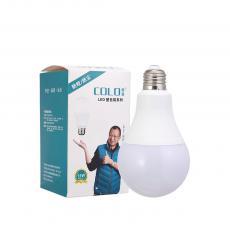 15W LED Bulb  Color Box