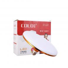 48W LED Flying Saucer Bulb Color Box