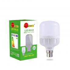 SA-628 B22 Sun Africa New Arrival 20W LED Milky White Bulb with 20 2835 SMD LED, 175-265V, Diameter of Bulb 8 CM Hotsale Wholesale in Africa