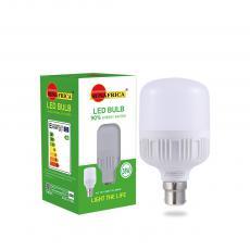 SA-634 B22 Sun Africa New Arrival 38W LED Milky White Bulb with 44 2835 SMD LED, 175-265V, Diameter of Bulb 11.2 CM Hotsale Wholesale in Africa