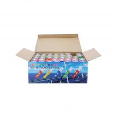 BH-817 LED Torch Flashlight with colored box 40pcs/box
