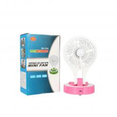 MH-5582 Dual use Fan rechargeable color box with V8 Interface