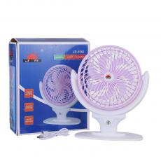 JR-5566 New Style DC 5V  2 Speed  Mini USB  Rechargeable Fans