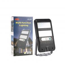 JX-228  Solar Work Light  Color Box  1200 mAh  10*17cm