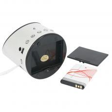 WS-A9 Radio color box with  FM USB/TF LED light
