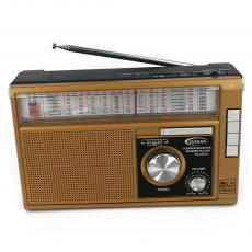 YG-036UA,Portable AM FM SW 3 bands radio with torch light and mp3 player