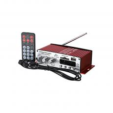 MA-120 Amplifier with colored box USB/SD/FM