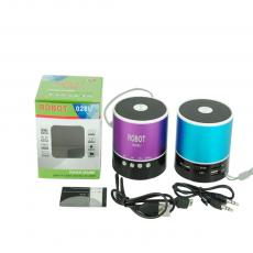 Mini Portable Fashion Rechargeable Speaker with  LED Display, MP3 Play