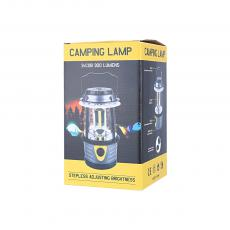 MS-9005COB Camping Lantern with colored box