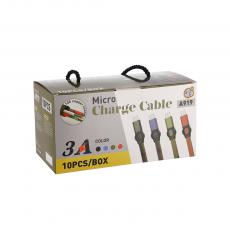 New Arrival 1m USB V8 Copper Charging Wire