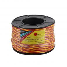 New Arrival SUN AFRECA 100m Red Yellow Electric Wire 2kg