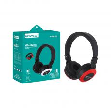 NV-8105 New Arrival NEWVEW 5.0+EDR Bluetooth Headset Headphone with Bluetooth/TF/FM/MP3/Call Standby Time 180h Work Time 6h Power Indicator Light