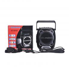 KT-107UT Radio Powered By 4AA Battery With Antenna Light Handle Braces AC Wire SD USB Interface AUX Output