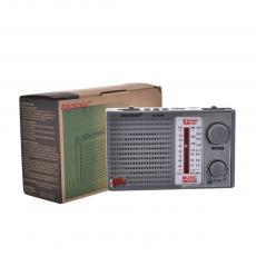 R-01FM  Radio  Color Box  FM/TF/AM/SW 4/USB  600 mAh  13.3*5.4*9cm