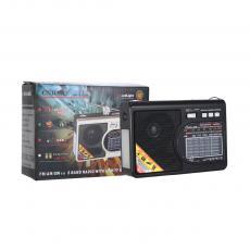BH-1314U  Radio  Color Box  FM/AM/SW1-6 8/USB/TF  15*4.5*10cm