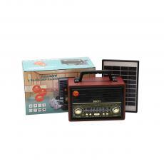 BT-358  Radio  Color Box  BT/USB/TF/FM/AM/SW