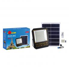 SA-3410 New Arrival SUN AFRICA 20W Solar Induction Street Lamp with 576 Patch Lamp Bead 5V/20W Polycrystalline Solar Panel Battery 3.2V/18000mAh IP65 Waterproof Light Control/Time Control/ Remote Control