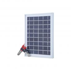 Solar Energy Panel with colored box 9V/5W 250*190*17MM
