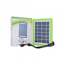 CS-716 Solar Energy Panel with colored box 18.5*14.4*4cm