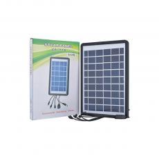 CS-718 Solar Energy Panel with colored box 5W/9V 26.8*1.6*18.2cm