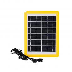 HT-059  Solar Panels  Color box  9V/3.5W  26.2*19.6*1.7cm
