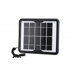 GD-777  5W Solar Panels  5V  DC5.5/DC2.0/V3/V8/USB  23.5*20cm