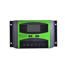 LD2430C 12V/24V/30A Controller With Display Screen Radiation Fin