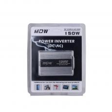 MDW  150W Car Inverter 12V to 220V