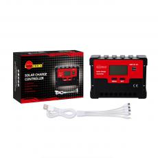 SA-3328 New Arrival SUNARICA 12V/24V 60A Automatic Charge Controller with 2*USB Port LCD Display Temperature Sensing