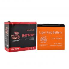 Battery  Color Box  12V 100AH  7.1kg  18*7.7*16.8cm