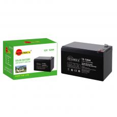 SA12-12 New Arrival SUN AFRICA 12V12Ah 3.05kg UPS Storage Battery 151*98*95mm with Black Shell