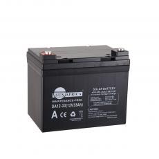SA12-33 New Arrival SUN AFRICA 12V33AH 9kg UPS Storage Battery 195*130*163mm