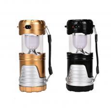 WB-7088A,high quality 6+1W solar LED lantern with USB interface