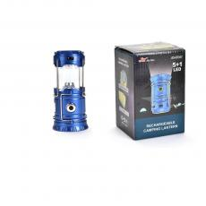 JH-5700T,High Brightness 5+1 LED Rechargeable Camping Lantern with USB Output