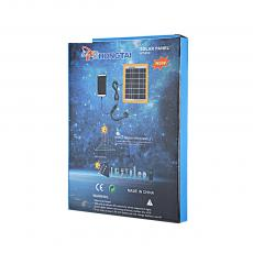 HT-059 Solar Energy Panel with colored box 9V/3.5W 26.2*19.6*1.7cm