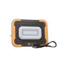 HS-5888-B Solar Multifunctional LED Lamp chargable with USB interface