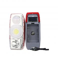 YC-787S Solar Emergency Light chargable color box with