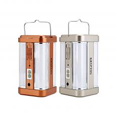 KNE5084  Solar Lantern  Color box  4V/1200 mAh  AC:220-240V 50/60HZ 6.4W  12.6*6.5cm