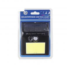 C-HSG-T8-COB  Solar Sensor Light  Color box  1200 mAh  96*124*48mm