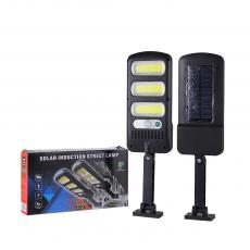 JY-60 New Arrival Solar Outdoor Street Wall Grids 60 pcs COB Lamp with Body Sensor 2*2400 mAh Lithium Battery 3 Step Switch. Unitsize 22*10CM, Hot Sale Wholesale in Africa