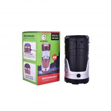 WW-801,6+1 LED Stretch Solar Rechargeable Camping Lantern with USB Port