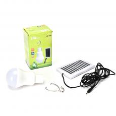 YZ-188 Solar Energy System with SMD2835*12 Bulbs Solar Panel 2.8m wire and Hook