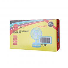 TYN355-750 Multifunction Fan with USB interface 27*15.5cm