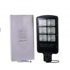 SZY-JC005 New Arrival 200W 30Ah LED Solar Solar street Lamp with 15W 35*63cm Solar Panel COB*6 Light Control/Intelligent Remote Control