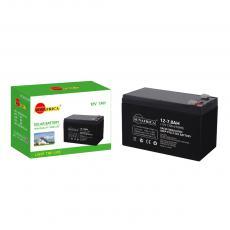 12V7Ah New Arrival SUN AFRICA 1.867kg Motorcycle Storage Battery 151*65*95mm with 2+3-