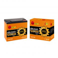 New Arrival SUN AFRICA 12V 155A 7.1kg Storage Battery 180*77*168mm