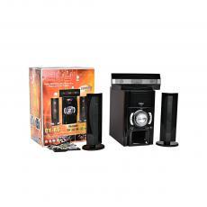 CY-A5 Spaeker Audio with AC/DC Bluetooth Radio USB/SD/FM 220V/240V 50/60HZ  Output Power:30W+15W*3
